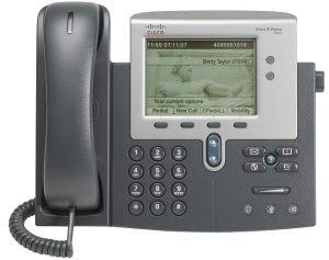 Cisco Unified IP Phone 7942