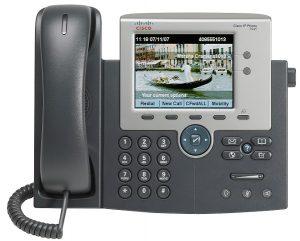 Cisco Unified IP Phone 7945