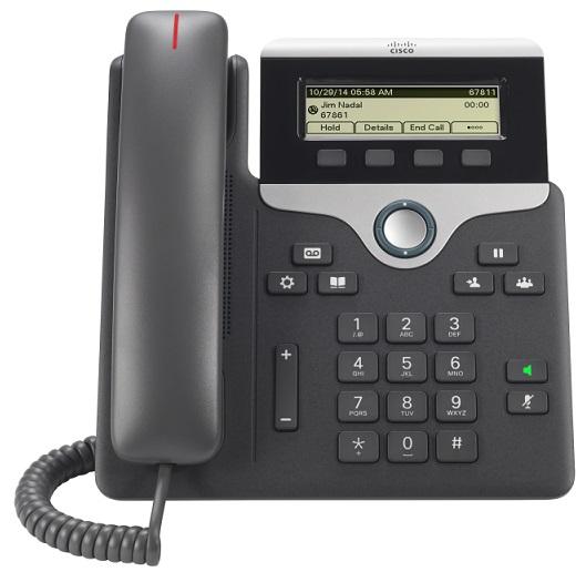 Cisco-IP-Phone-7811-Black-FRONT