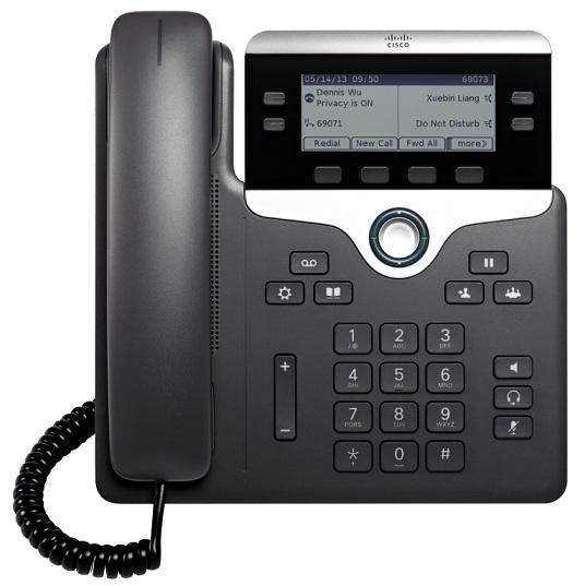 Cisco-IP-Phone-7841-Black-FRONT