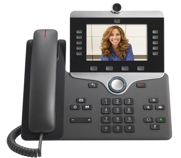 Cisco-IP-Phone-8845-Black-FRONT