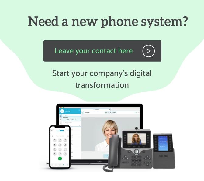 phone system - NextPointe