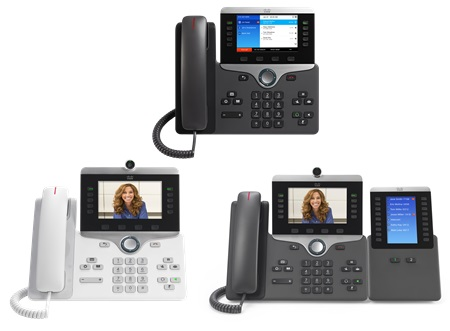 IP Phones with the latest technology